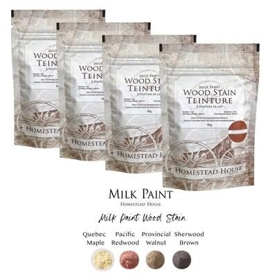 Milk Paint Wood Stain - 80g