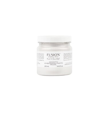 Smooth Embossing Paste - Pearl