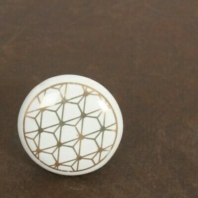 Knob - Ceramic - Jerry