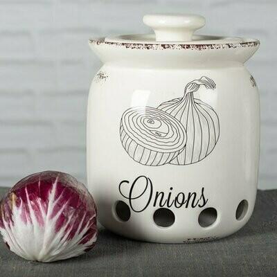 Onion Jar