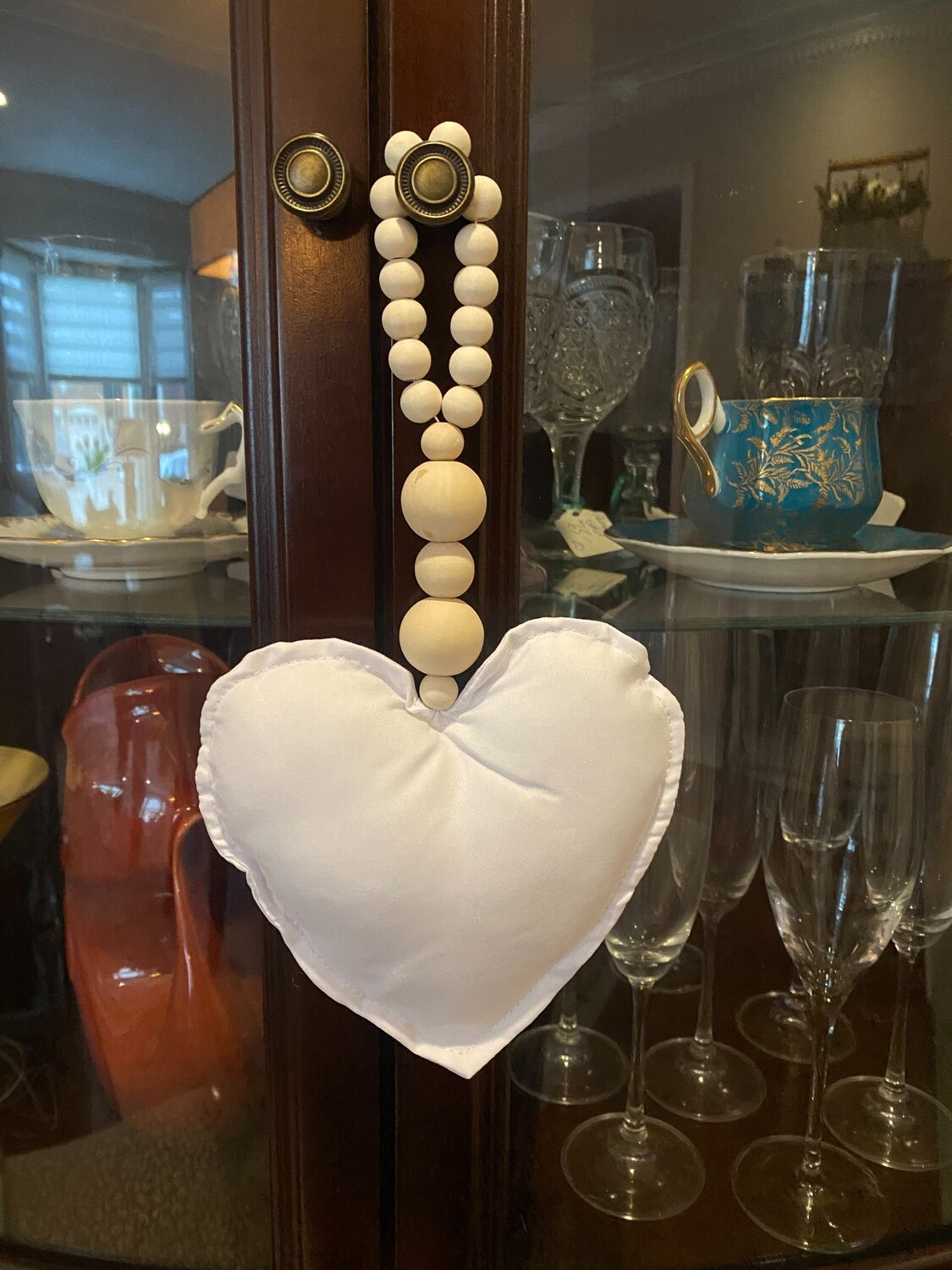 The Scented Market Decor Beads-Heart