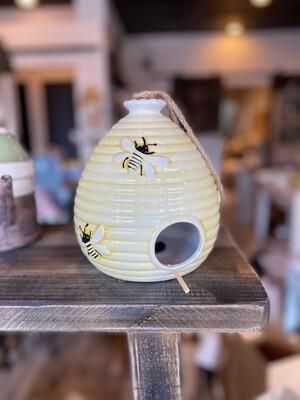 Beehive Birdhouse