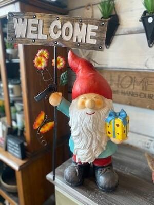 Welcome Solar Gnome