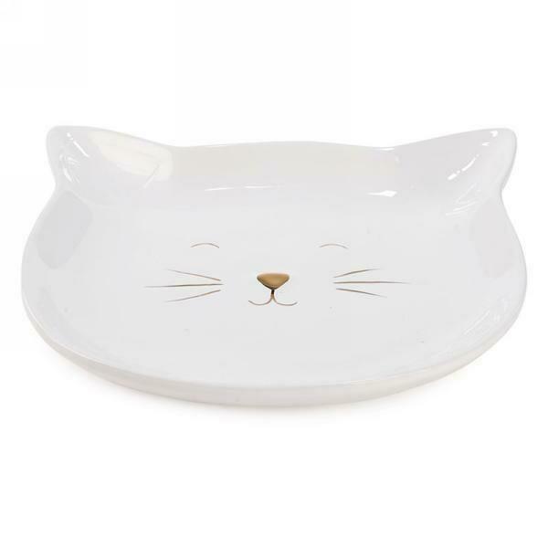 Cat Face Plate