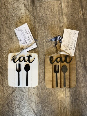Eat signs