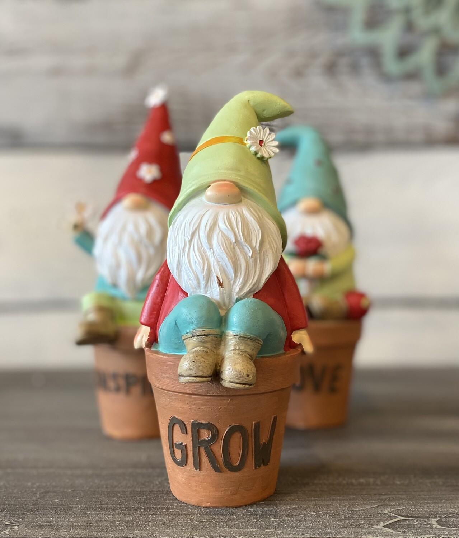 Grow Gnome