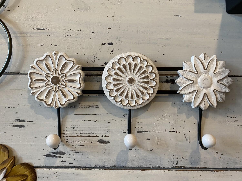 3 flower hook