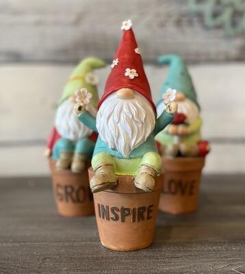 Inspire Gnome
