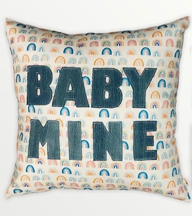 Pillow - Baby Mine