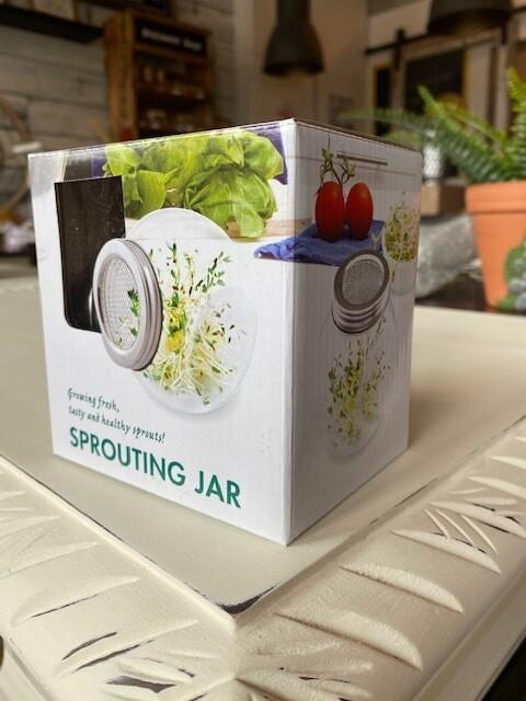 Garden Boutique - Sprouting Jar