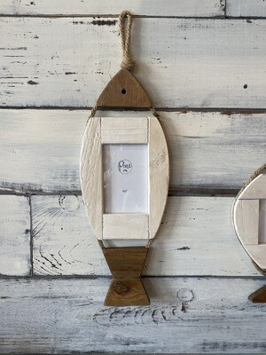 Fish Picture Frame long