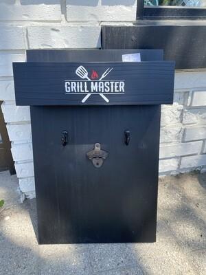 GRILL MASTER BBQ Caddy