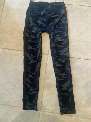 Leggings - Fleece Lined  Camo (One Size)