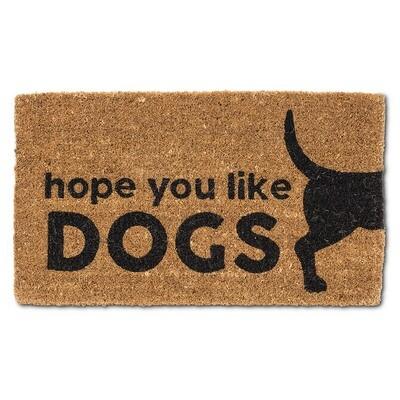 hope you like DOGS