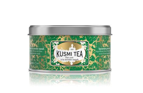 Spearmint Nanah Green Tea
