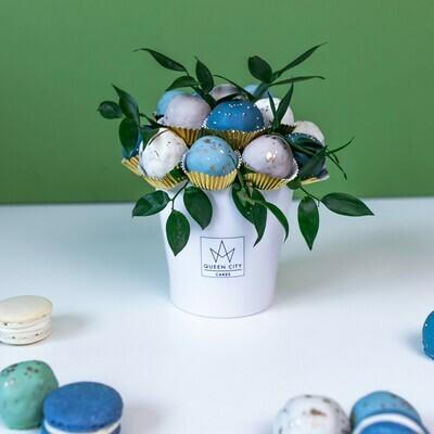 Cake Truffle Bouquet