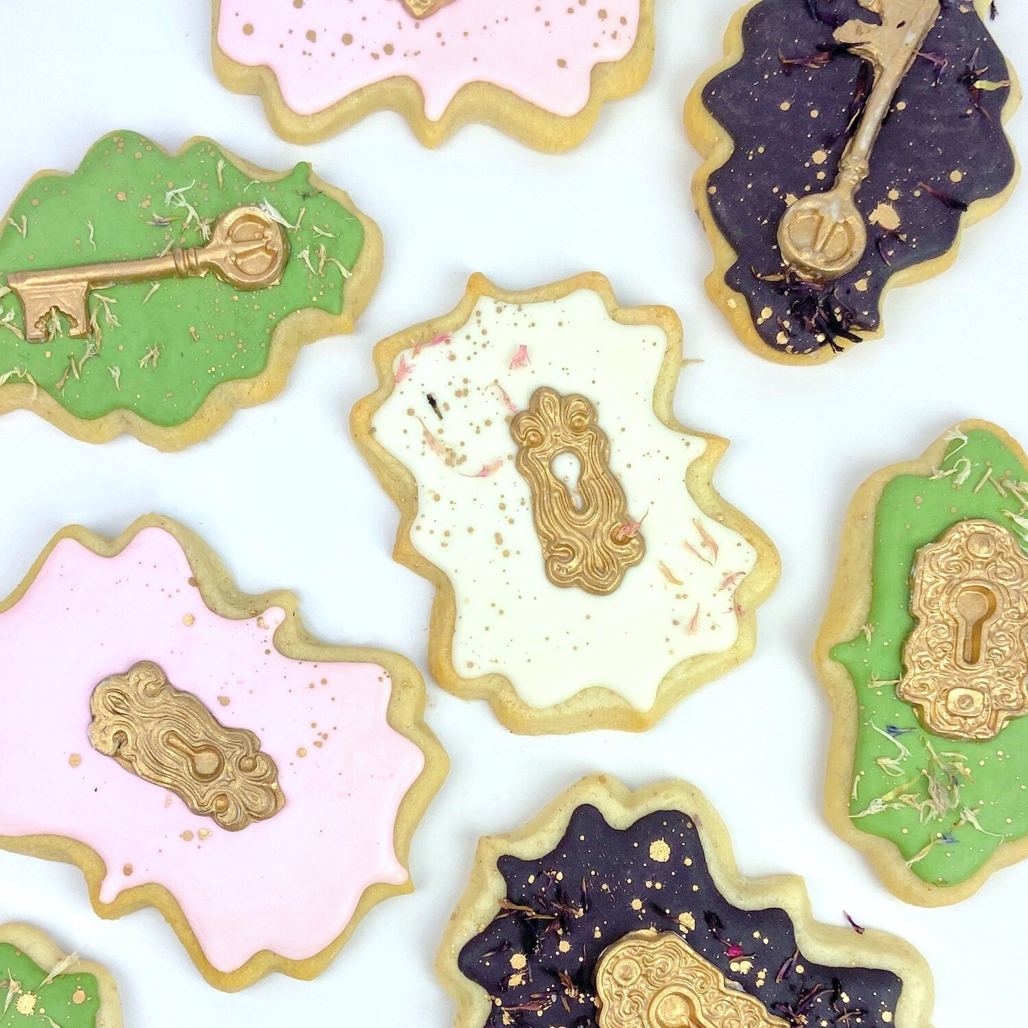Secret Garden Sugar Cookies