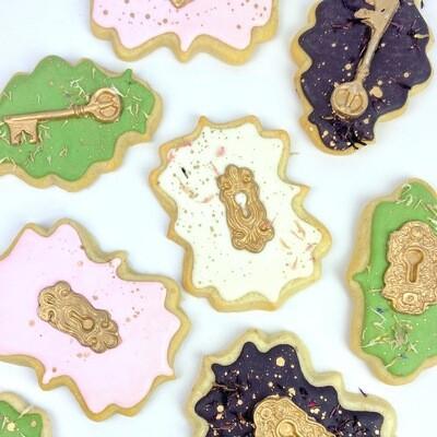 Secret Garden Sugar Cookies