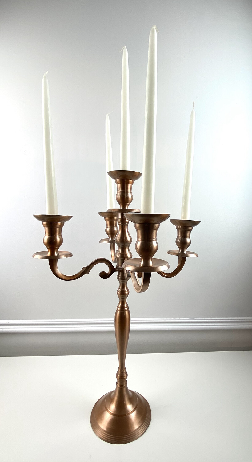 Candelabra with Candles