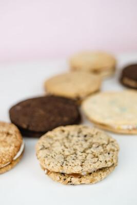 Assorted Stuffed Cookies