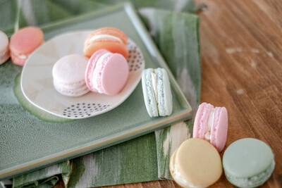 Assorted Macarons
