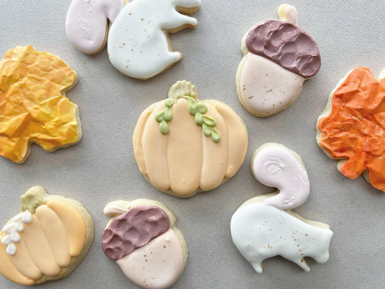 Fall 2021 Sugar Cookies