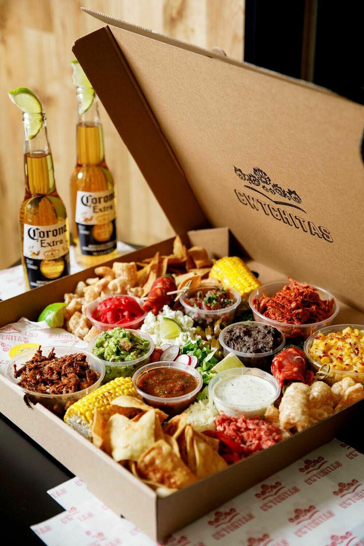 Taco Grazing Platter