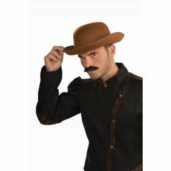 Brown Steampunk Derby