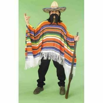 Mexican Serape (Pancho)