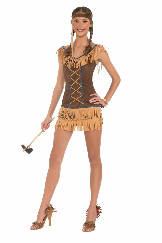 Sexy Native American