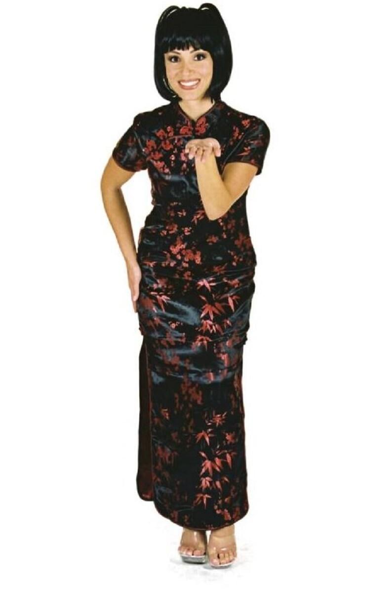 Far East Adult Geisha Costume