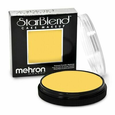 Starblend Pancake Makeup - Yellow