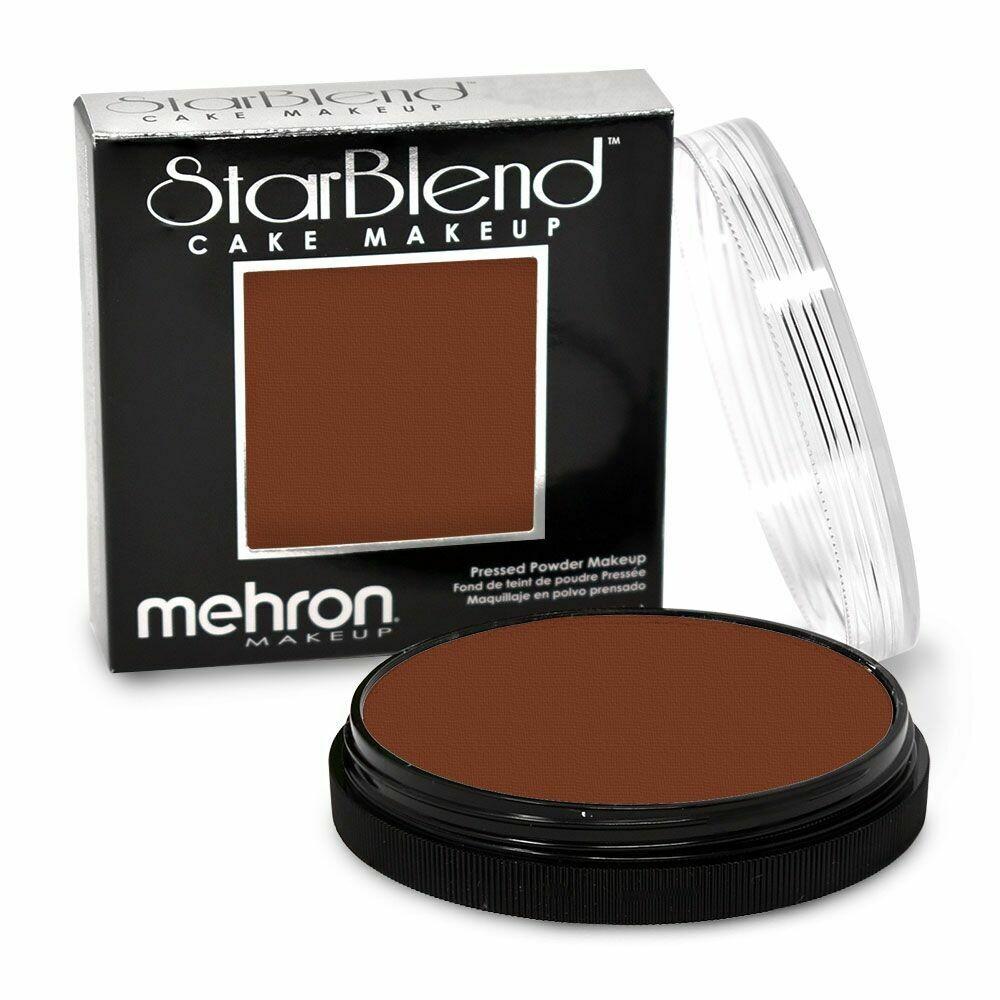 Starblend Pancake Makeup - Dark Sable