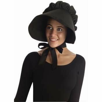 Prairie Bonnet Black