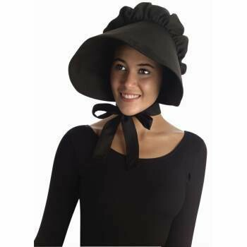 Prairie Bonnet Black