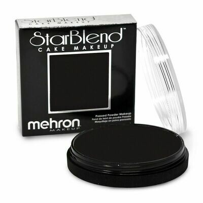 Starblend Pancake Makeup - Black