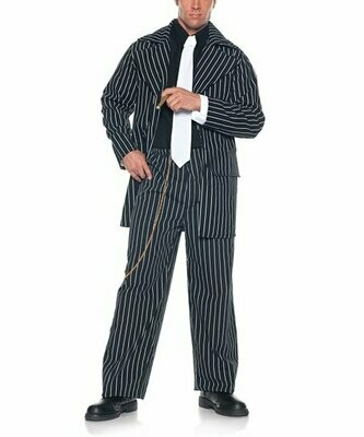 Zoot Suit Costume (BLACK)