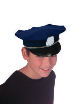 Navy Policeman Hat (Child)