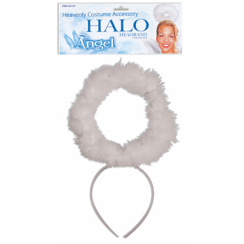 Angel Maribou Halo