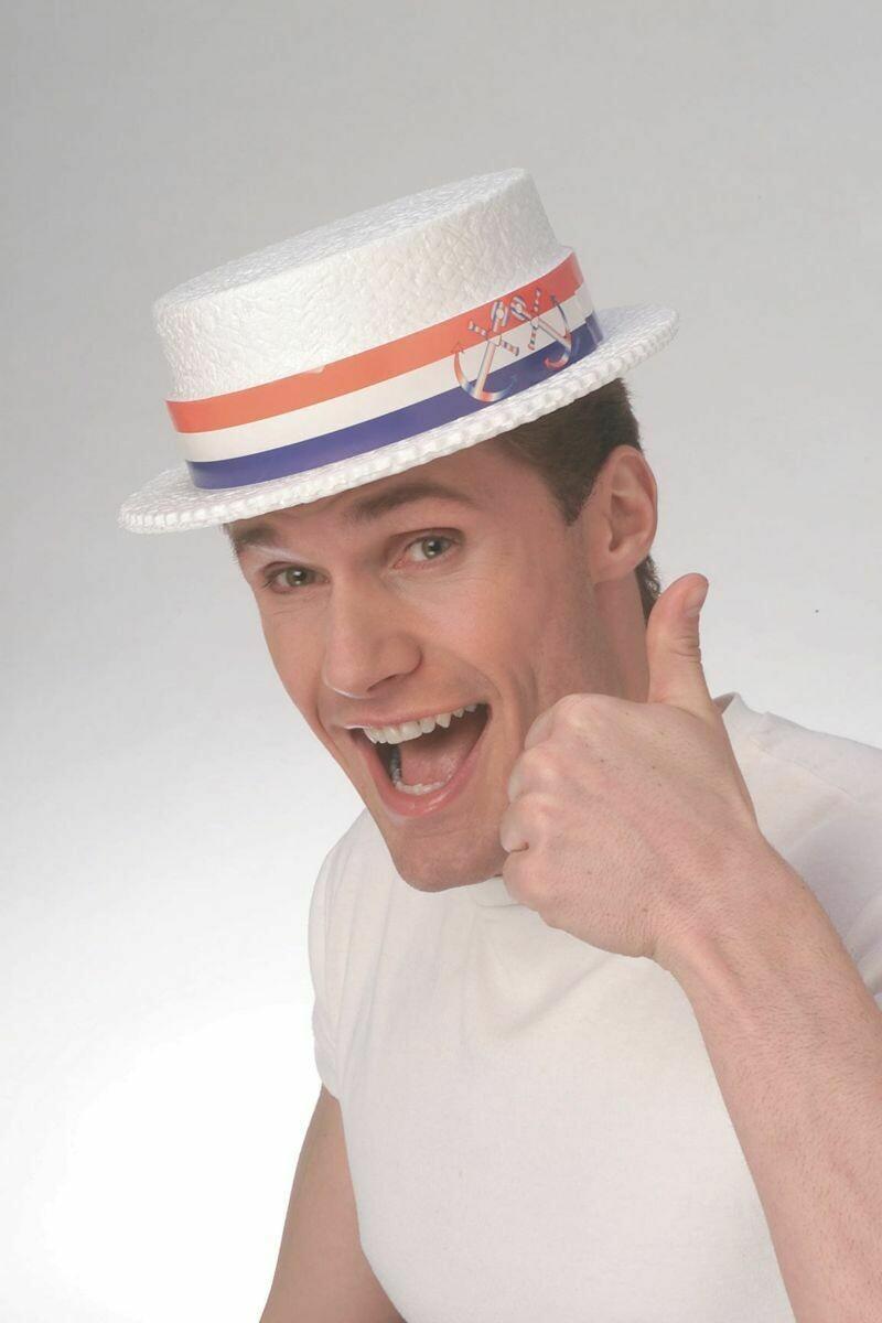 Stackable Styrofoam Sailor Hat