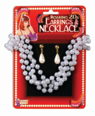 Roaring 20's Earrings & Necklace