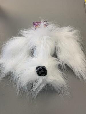 Shaggy Dog mask on Headband