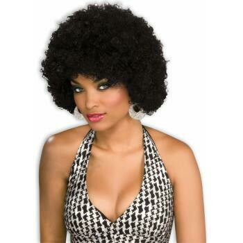 80's Disco Afro Wig
