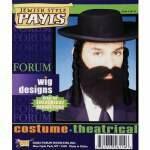 Jewish Payis Black