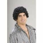 80's Disco Wig Male