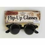 Steampunk Flip Up Glasses