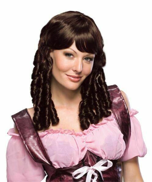 Belle Wig Brown