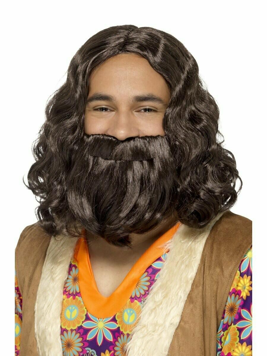 Biblical / Hippie Wig