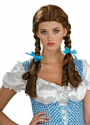 Licensed Deluxe Dorothy Wig Adult