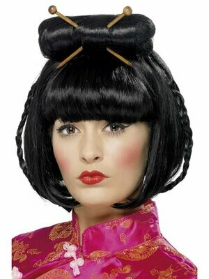 Asian / Geisha Wig